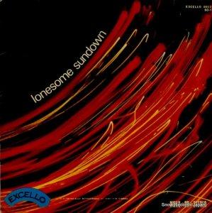 ロンサム・サンダウン - lonesome sundown - 8012 / SO-1