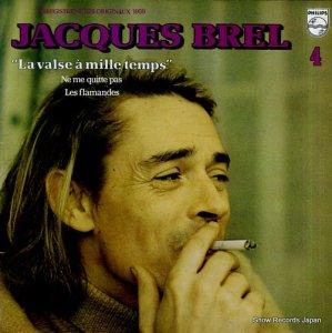 ジャック・ブレル - 4 / la valse a mille temps - 6325205