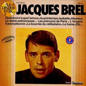 ジャック・ブレル - jacques brel - 6886109