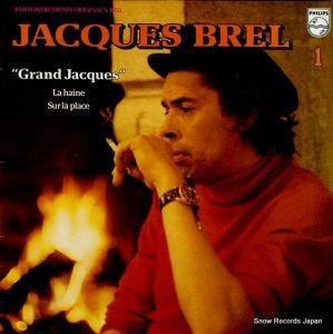 ジャック・ブレル - 1 / grand jazques - 6325202