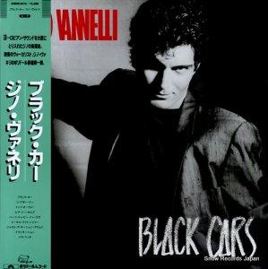 ジノ・ヴァネリ - ブラック・カー - 28MM0415