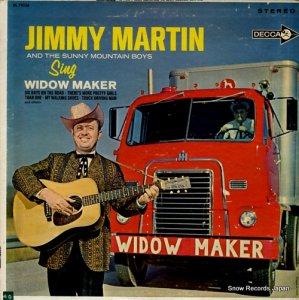 ジミー・マーティン - sing - DL74536
