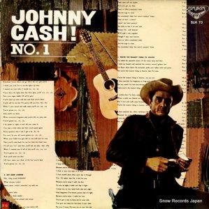 ジョニー・キャッシュ - ジョニー・キャッシュ!第1集 - SLH-73