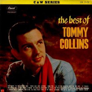 トミー・コリンズ - ベスト・オブ・トミー・コリンズ - CR-7172