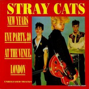 ストレイ・キャッツ - new years eve party '80 - BA-81