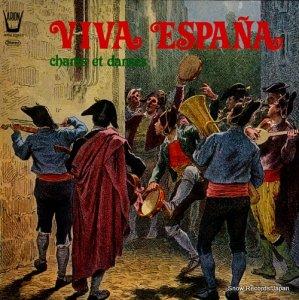 V/A - viva espana / chants et danses - ARN33653
