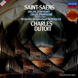 シャルル・デュトワ - saint-saens; organ symphony - 6.42847
