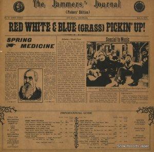 RED, WHITE & BLUE (GRASS) - pickin' up - GA-10003
