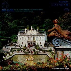 ヨセフ・スーク - ベートーヴェン:ヴァイオリン協奏曲 - OS-904-S