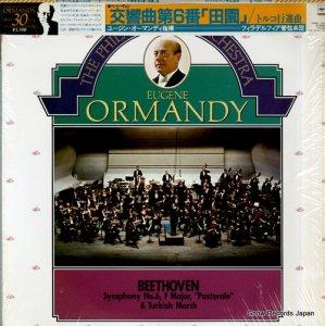 ユージン・オーマンディ - ベートーヴェン:交響曲第6番「田園」 - 15AC1701