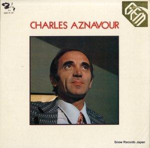 シャルル・アズナヴール - charles aznavour - GEM31-32