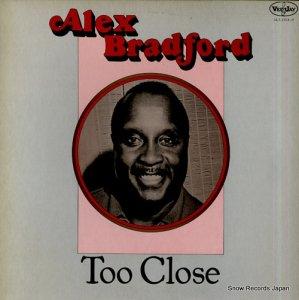 アレックス・ブラッドフォード - トゥー・クロース - ULS-1914-JY