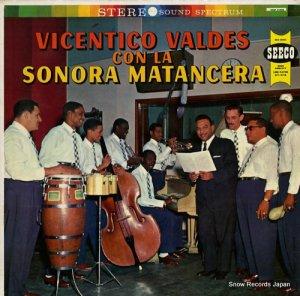 ビセンティコ・バルデース - vicentico valdes con la sonora matancera - SCLP-91540