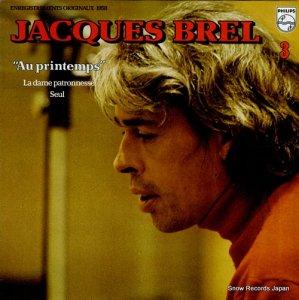 ジャック・ブレル - 3 / au printemps - 6325204