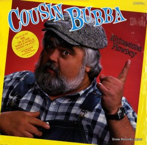 COUSIN BUBBA - rhinestone plowboy - MCA-42179