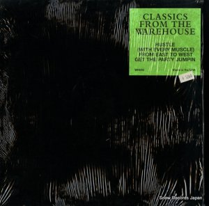 V/A - classics from the warehouse - WH003