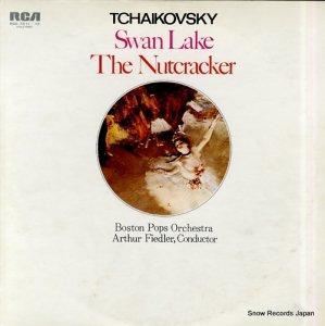 アーサー・フィードラー - チャイコフスキー:バレエ音楽「白鳥の湖」「くるみ割り人形」 - RGC-7511-12