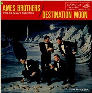 エームス・ブラザース - destination moon - LPM-1680