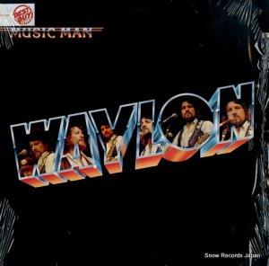 ウェイロン・ジェニングス - music man - AYL1-4250