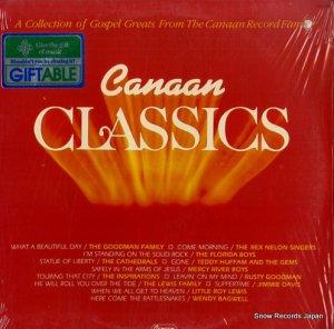 V/A - canaan classics - CAS-9898