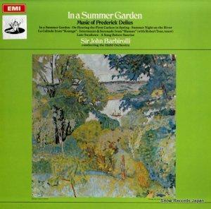 ジョン・バルビローリ - frederick delius; in a summer garden, etc. - ASD2477