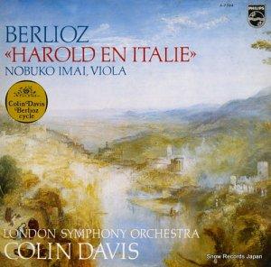 コリン・デイヴィス - ベルリオーズ:イタリアのハロルド - X-7594