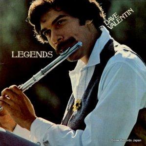 デイヴ・バレンティン - legends - GRP5001