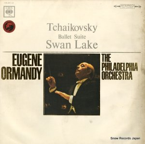 ユージン・オーマンディ - チャイコフスキー:バレエ音楽「白鳥の湖」 - OS-811-C