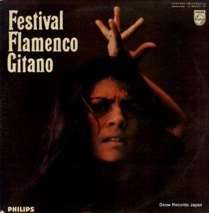 V/A - festival flamenco gitano - 843977PY