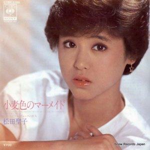 松田聖子 - 小麦色のマーメイド - 07SH1188
