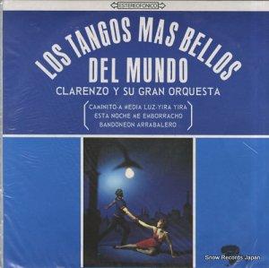 CLARENZO Y SU GRAND ORQUESTA - los tangos mas bellos - CI-13