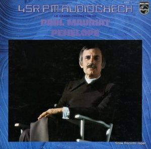 ポール・モーリア - オーディオ・チェック・シリーズ - 45S-1