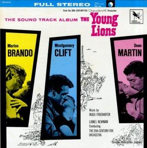 ライオネル・ニューマン - the young lions - STV81115