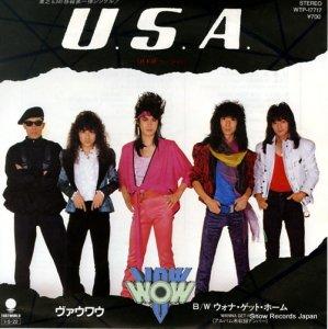 ヴァウ・ワウ - u.s.a.(日本語ヴァージョン) - WTP-17717