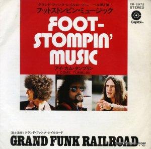 グランド・ファンク・レイルロード - フットストンピン・ミュージック - CR-2972