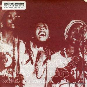 ボブ・マーリィ&ザ・ウェイラーズ - africa unite will.i.am remix - TGX16