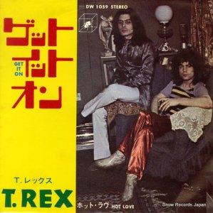 T.レックス - ゲット・イット・オン - DW1059