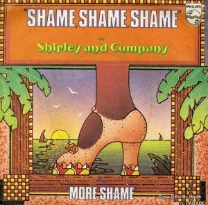 シャーリー・アンド・カンパニー - shame, shame, shame - 6146400