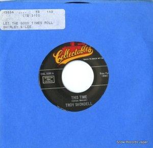 シャーリー&リー - this time - COL3100