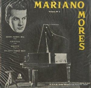 マリアーノ・モレス - mariano mores - E-3527