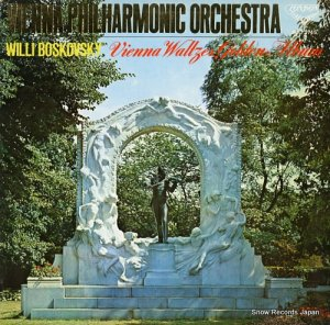 ウィリー・ボスコフスキー - ウィンナ・ワルツ・ゴールデン・アルバム - SLC1745