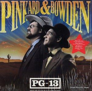 PINKARD AND BOWDEN - pg-13 - 1-25299/925299-1