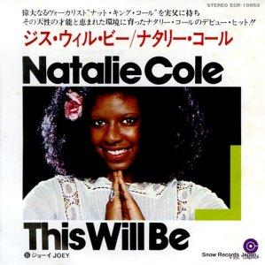 ナタリー・コール - ジス・ウィル・ビー - ECR-10853