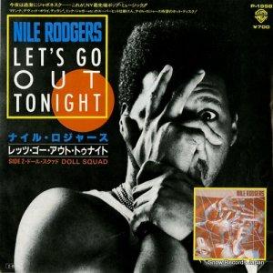 ナイル・ロジャース - レッツ・ゴー・アウト・トゥナイト - P-1998