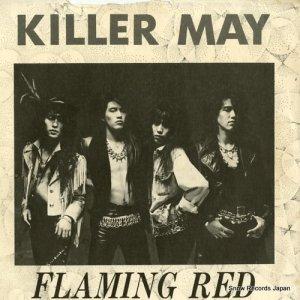キラー・メイ - flaming red - E-8158