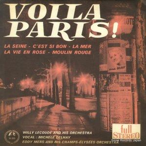 ウィリー・ルクード - パリの一夜 - SM999