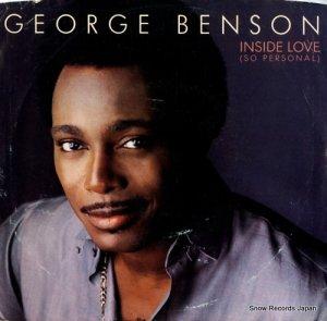 ジョージ・ベンソン - inside love(so personal) - 7-29649