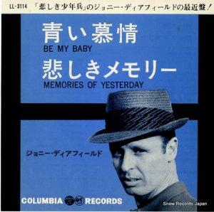 ジョニー・ディアフィールド - 青い慕情 - LL-3114