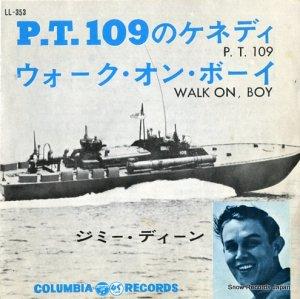 ジミー・ディーン - p.t.109のケネディ - LL-353