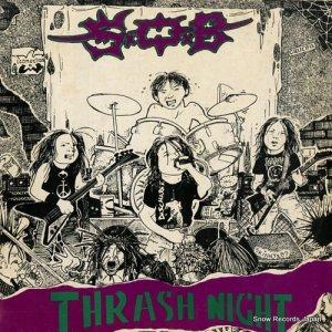 SXOXB - thrash night - RISE002